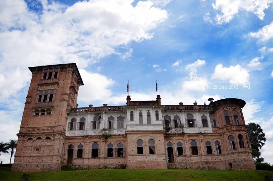 凯利古堡Kellie's Castle
