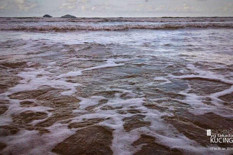三马丹海边