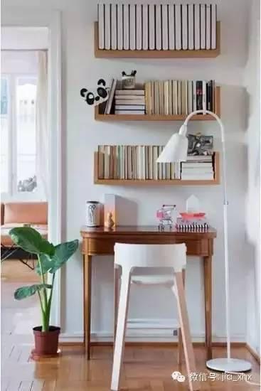 块给自己创造一个独立又有型的小书房