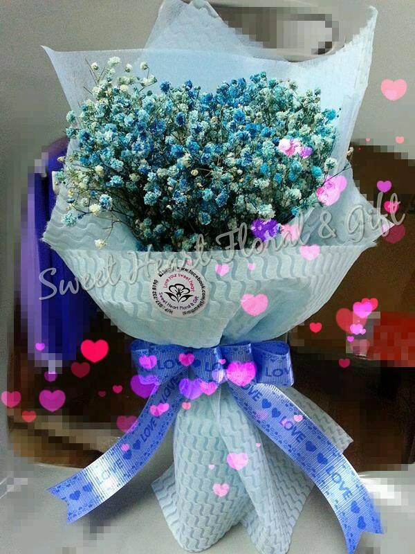 Baby Gift Johor : Johor bahru florist sweet heart floral gift
