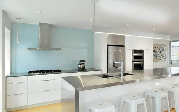 不同材质各有风格的9款厨房墙面素材提案
