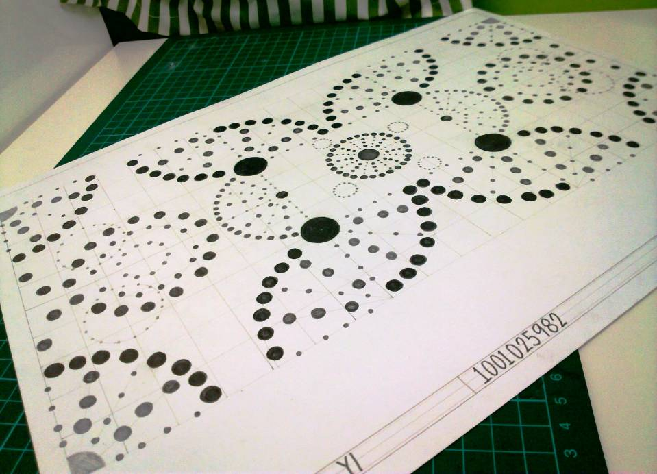 Design Principle第一份功课,点的组合