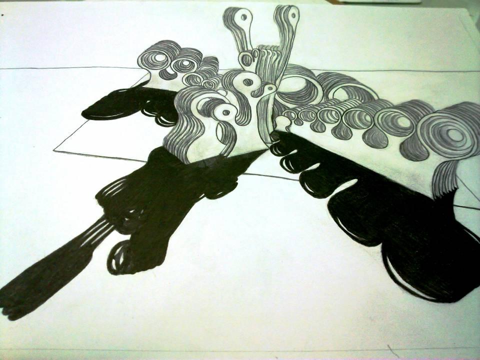 Design Principle功课的Presentation, Shadow Study