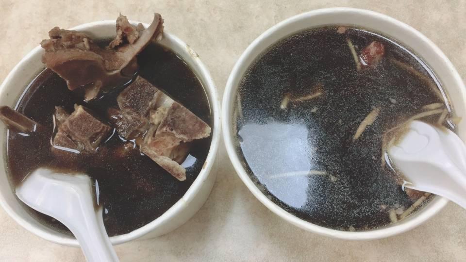 排骨&羊肉炖汤