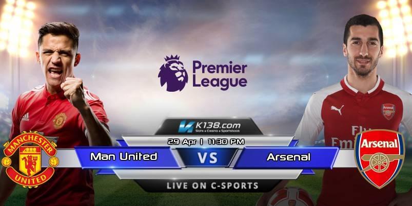 曼联(Manchester United)vs 阿森纳(Arsenal)