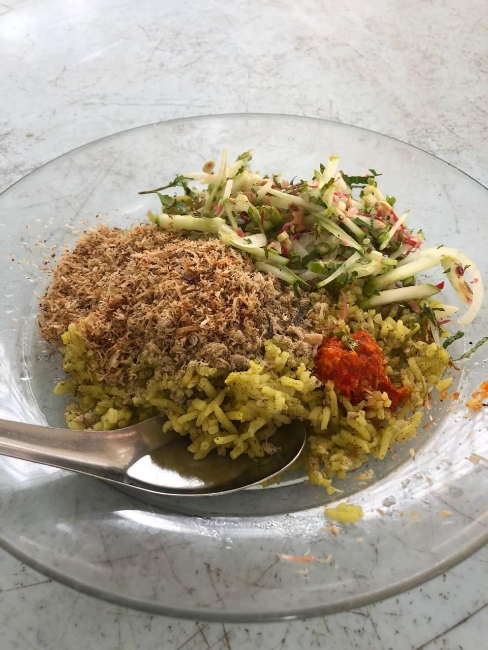 KB - KhaoJam Rice