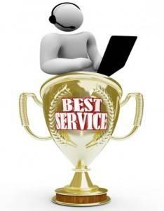 最棒棒哒服务奖-第一