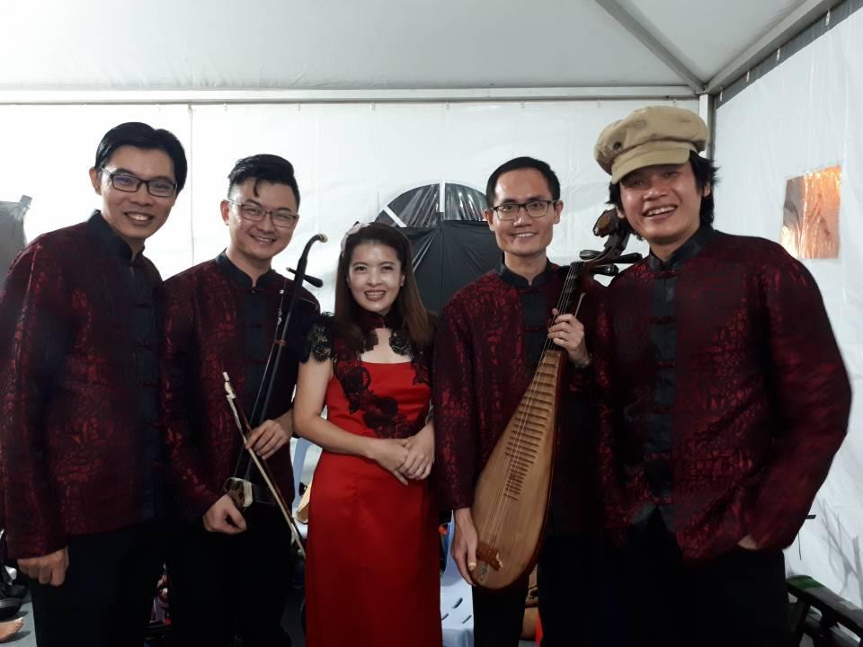 马来西亚古筝华乐团
