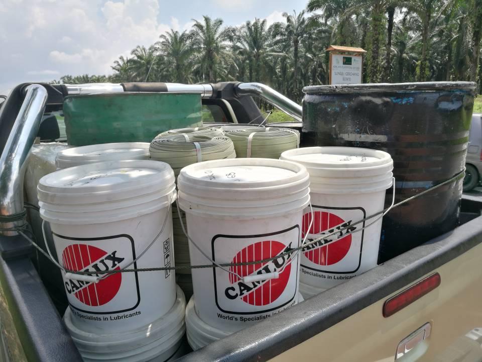 Camlux Hydraulic液压油