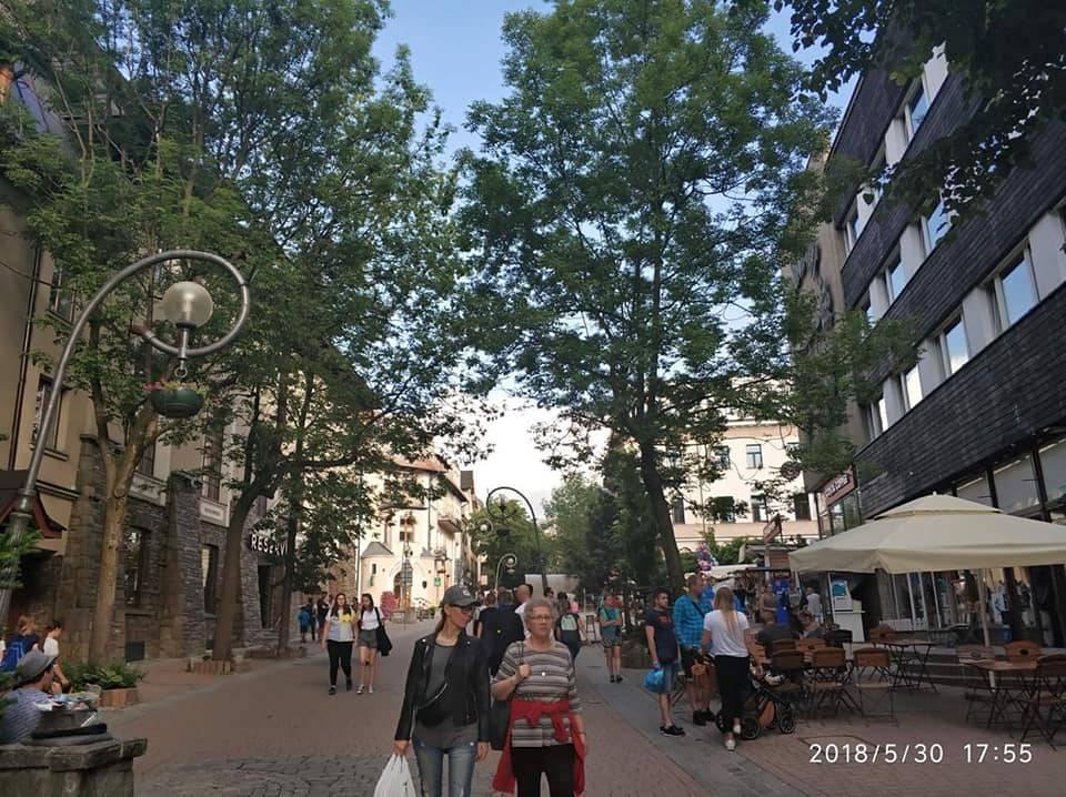 krupowkiStreet