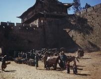 彩色旧中国