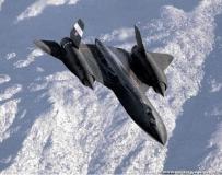 比导弹还快的飞机:SR-71美国空军高空高速侦察机