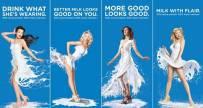 Coca-Cola 为旗下新牛奶商品打造性感广告,却因此引发争议