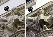 又遭殃!耶稣、圣母相继毁容,庄严石凋变成卡通人像,西班牙的文物修復到底怎麽了?