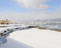 到北海道看雪去。。。