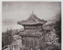 1874年圓明園被毀時 從未公開的照片
