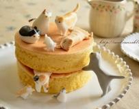 手作《猫咪甜点》