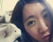 人家的两个宝贝孩子~(爱猫之人要常来分享哦^^)