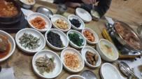 深秋吃韩国辣带鱼火锅!吃到满身大汗!