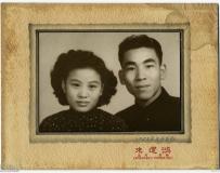 从结婚照片看年代和岁月