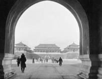 1918年中國紫禁城閱兵式