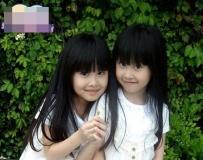 红遍网络的双胞胎小美女长大了