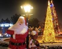圣誕老人來咯!。。。