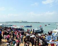 海南迎來春節旅遊高峰。。。
