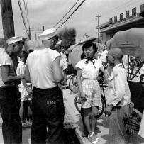 1950年代,美國大兵在台灣