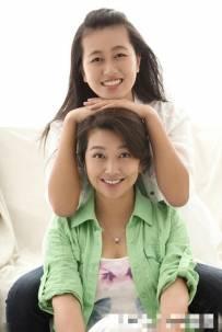 江珊18岁女儿近照曝光 清纯甜美似母亲
