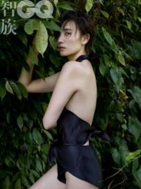 宋佳登上时尚杂志封面