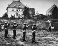 二战处决囚犯残酷现场