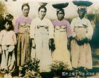 探秘!--高丽传统的露乳服装,后来被日本人禁止了(组图) !!!