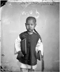 解放前的中国儿童
