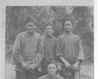日本人拍百年前中国