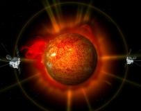 NASA公佈首幅最完整太陽立體圖像。。。