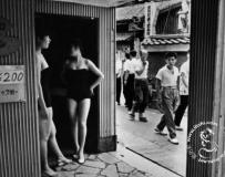 50年代日本的站街女