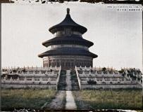 最早的彩色记录百年中国