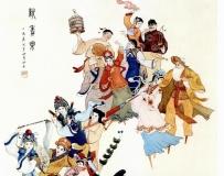 新中国美术馆收藏的怀旧年画宣传画