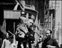 日本侵略后的1938年中国