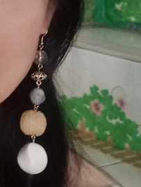 这样的耳环有艺术感吗