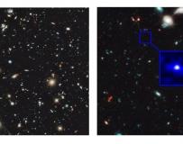 哈勃發現最古老星系 誕生於大爆炸後4.8億年。。。