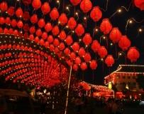 東禪寺平安燈會。。。