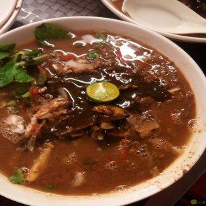 吉隆坡好吃的Asam Laksa.华哥Asam Laksa