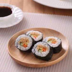 **简易肉松寿司**