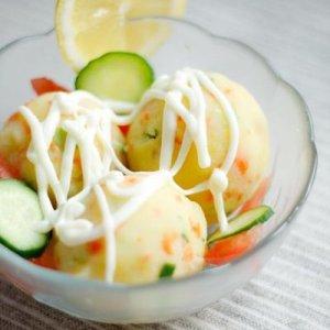 韩国土豆泥沙拉