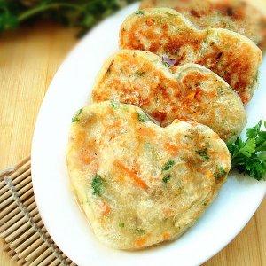 【红薯蔬菜小甜饼】