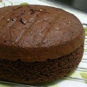 巧克力黄油蛋糕