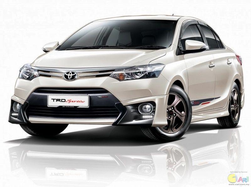 Toyota Vios 1 5 Trd Sportivo Toyota 佳礼资讯网