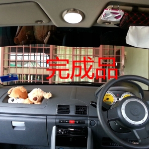 上A 柱 TWEETER DIY